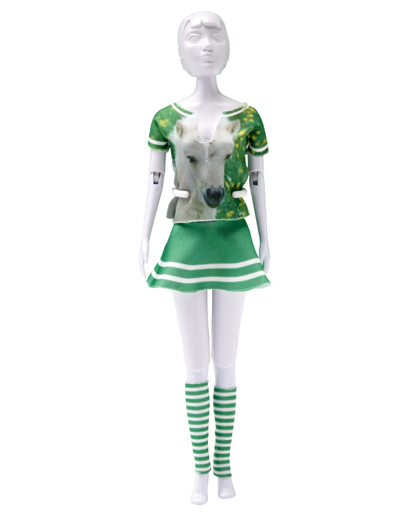 Dress your doll Outfit Tiny pony